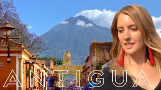 Antigua Guatemala | Central America Travel Vlog | Things to do, weather, food, and more