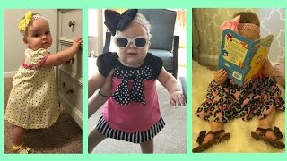Baby Girl Clothing Haul   Consignment
