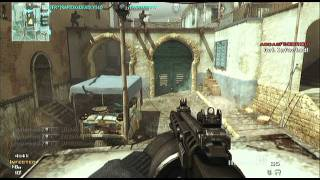 MW3 MOAB: Seatown Infected MOAB | Striker vs Knife