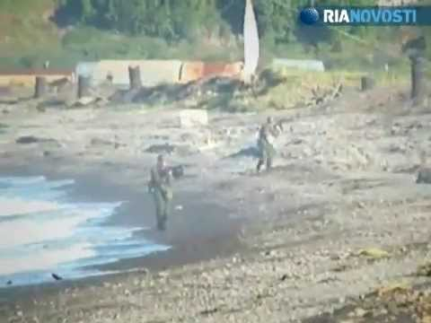Russian amphibious assault Pacific fleet military exercises Zavoiko Bay Video RIA Novosti.mp4