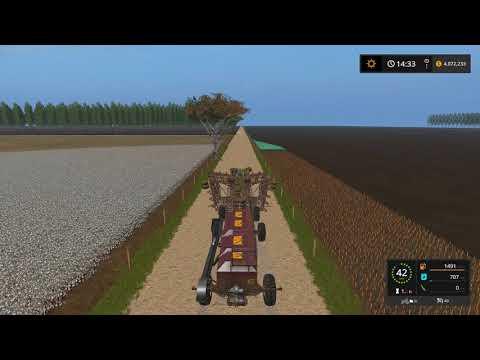 Farming simulator 17 Timelapse Australian x16 Map Broad acres Ep#41