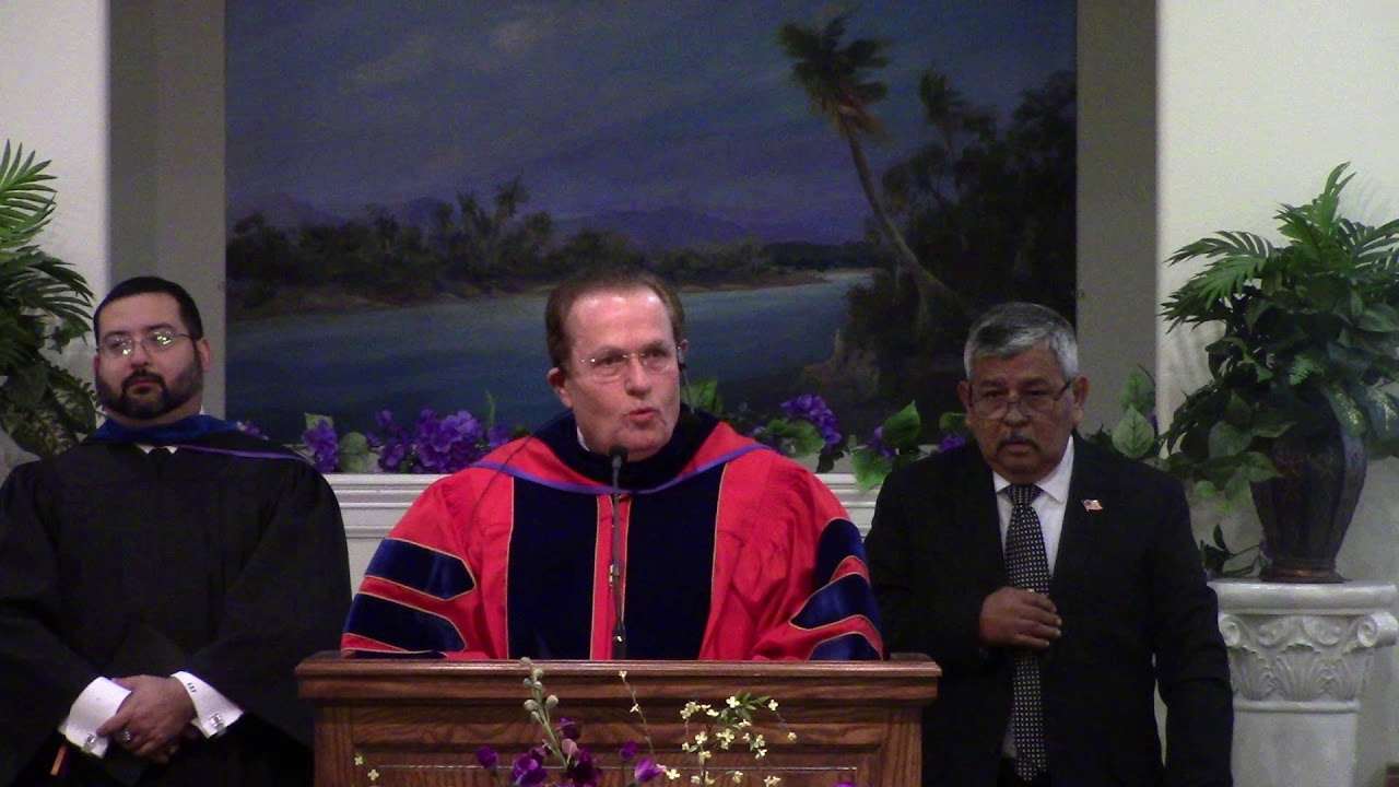 Anchor Theological Seminary and Bible Institute's Graduation