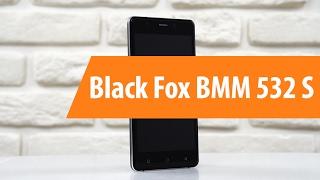 распаковка Black Fox BMM 532 S / Unboxing Black Fox BMM 532 S