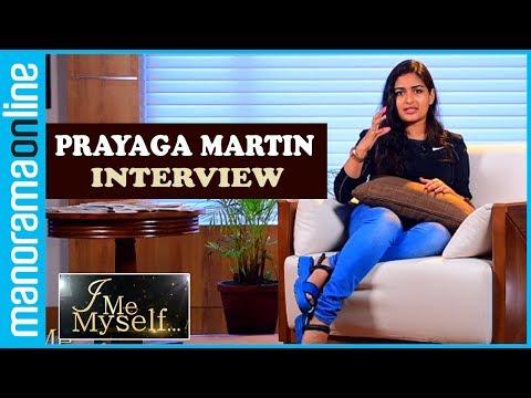 Prayaga Martin | Exclusive Interview | I Me Myself | Manorama Online