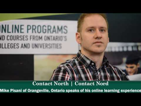 Contact North | Contact Nord - Mike Pisani, Stratford, Ontario