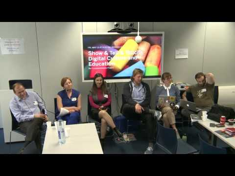 E-Space Show&Tell&Touch education workshop - Panel Discussion