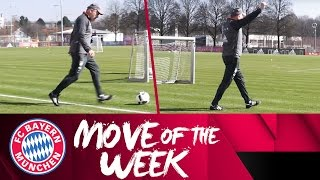 """""""tiger"""" hermann gerland is not only an exceptional coach, he's also got a very decent right foot!► subscribe: http://fcb.de/facebook: https://www.face..."""