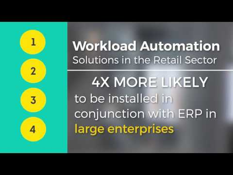 Aberdeen Group Research: Three Things About Workload Automation in Retail