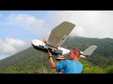Above and Beyond: Measuring volcanic emissions with drone technology