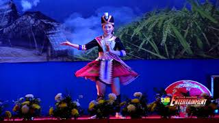 SUAB HMONG ENTERTAINMENT:  2018 Miss Hmong Vientiane - Talent Round