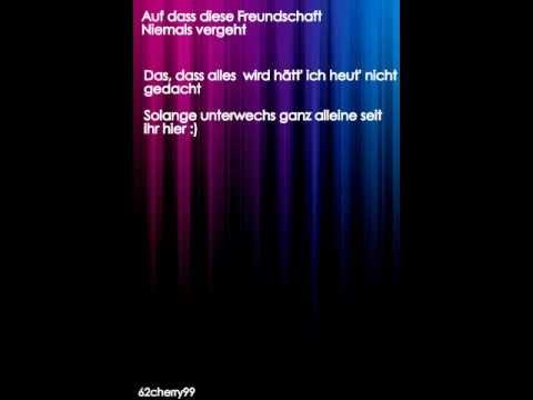 Glasperlenspiel   Freundschaft Lyrics HQ