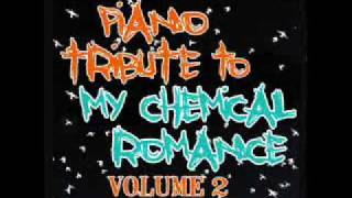 Bulletproof Heart - My Chemical Romance Piano Tribute