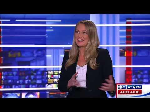 Tammy on 9 News Adelaide - Small Change and Savings