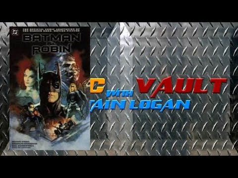 The Comic Vault: Batman and Robin Movie Adaptation Review