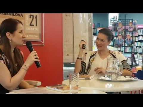 Veronika v Dubaji - beseda a autogramiáda Černý Most, Praha // Veronika in Dubai - Book Signing
