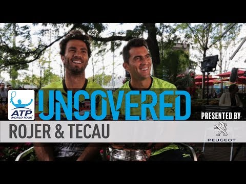 Jean-Julien Rojer and Horia Tecau Uncovered
