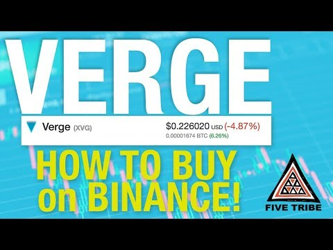 Verge... BUYING ON THE DEEP! HOW TO BUY VERGE