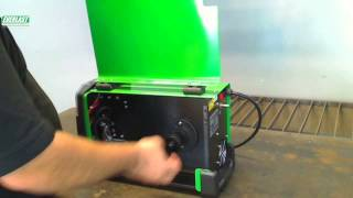 Everlast MIG Welder, Power i MIG 140 E 120V Inverter MIG welder Part 2 of 3(Everlast MIG Welder Part 2 of 3. This MIG welding video covers welding accessories, and setup of the new Power i MIG 140E MIG welder. The new Power i MIG ..., 2014-09-10T05:52:03.000Z)