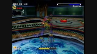 sonic adventure 2 battle hero boss 7 dr eggman