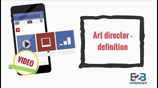 Art director - definition