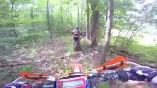 Barbed Wire Enduro STER 2015 Test 3