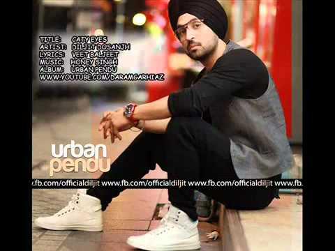 Caty Eyes - Diljit Dosanjh - Urban Pendu - Brand New Song