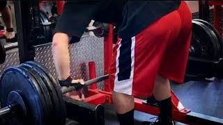 Avoid This Below The Knee Rack Pull Mistake
