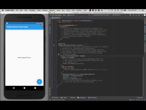 Creating a Navigation Drawer in Flutter by Brandon Donnelson