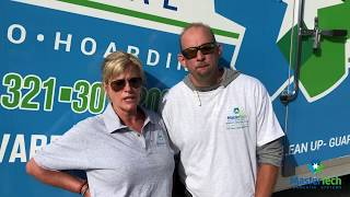 Patti & Troy Mastertech Environmental Franchise Testimonial