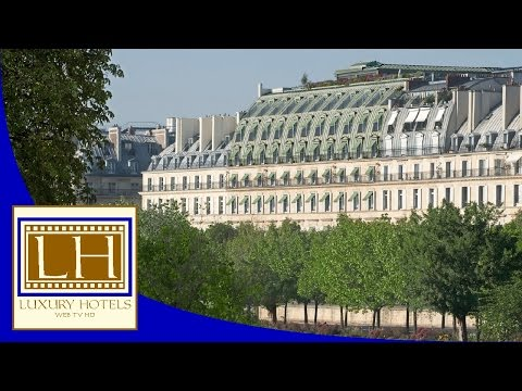 Luxury Hotels - Le Meurice - Paris