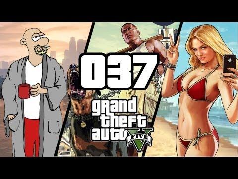 Nachos: Let's Play GTA 5 (Facecam) [HD] #037 - Die Geschichte von Trisha & Michelle
