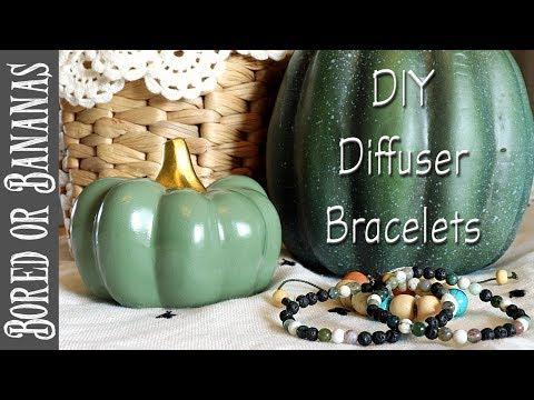 DIY Diffuser Bracelets for Back to School