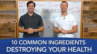 10 Zutaten, Die Sie Zu Zerstören Ihre Gesundheit
