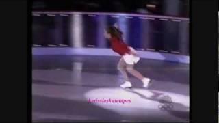 Tara Lipinski: 2000 Christmas in Rockefeller Center - 8 Days of Christmas