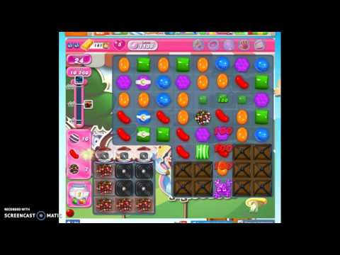Candy Crush Level 1138 help w/audio tips, hints, tricks