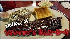 Review of Woody's Bar-B-Q