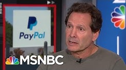 PayPal Plans $25M Cash Advances For Unpaid Federal Workers | Velshi & Ruhle | MSNBC