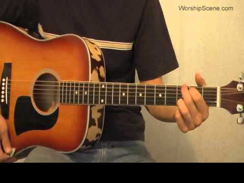 I Give You My Heart Guitar Chords - Reuben Morgan - Khmer Chords