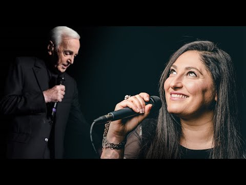 Charles Aznavour - Comme ils disent (Cover by Karoline Yorganciyan) - My Ouai ! Production