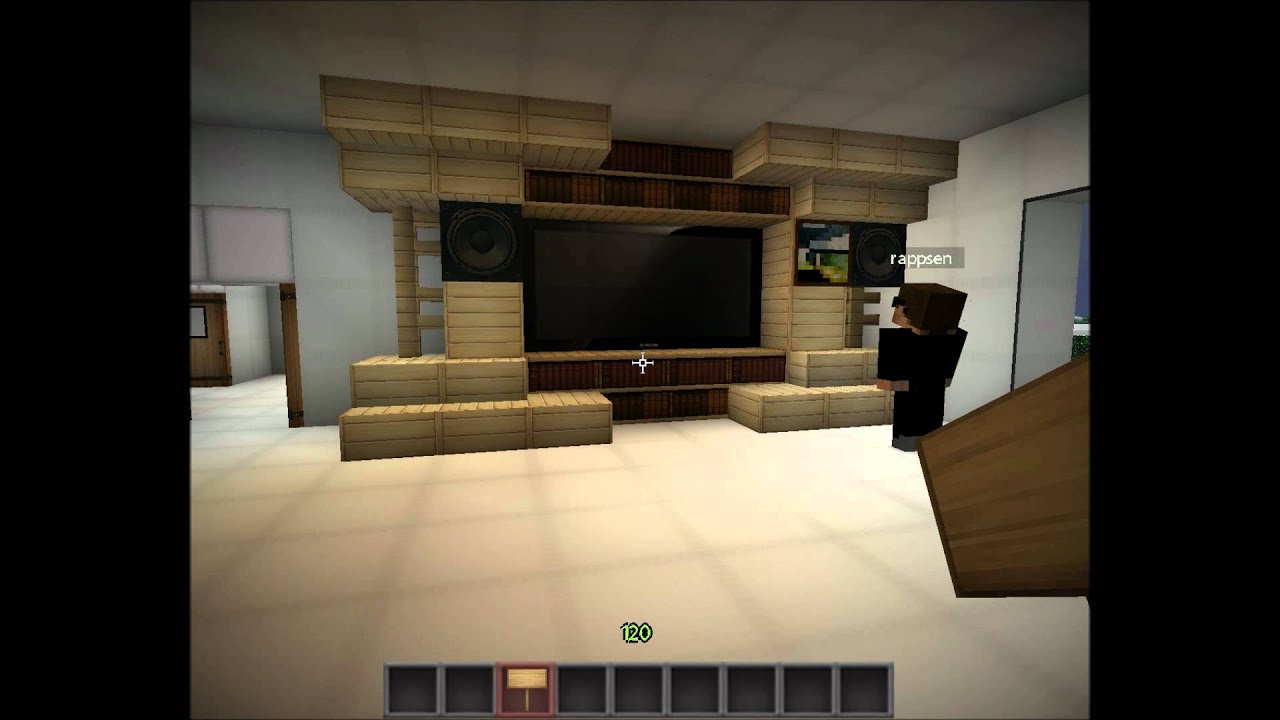 minecraft let s play mehrfamilienhaus einrichten doovi. Black Bedroom Furniture Sets. Home Design Ideas