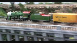 Puritas Nursery & Garden Center 2009 train show