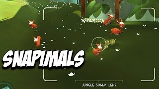 Snapimals | Family Friendly Game | Gameplay