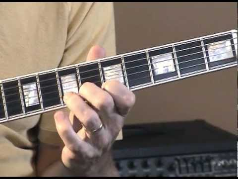 15 different fingering patterns to play the major scale (2 octaves)