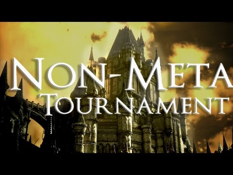 Dark Souls 3 Non-Meta Tournament