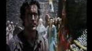 Evil Dead III: Army of Darkness trailer