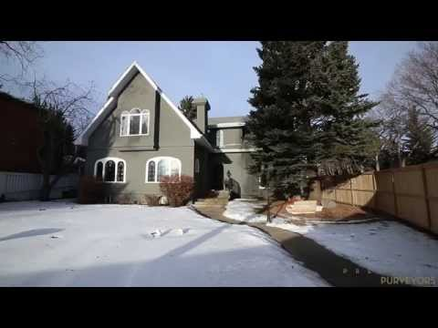 Luxury Executive Residence in Mount Royal - 2701 Cartier St. SW