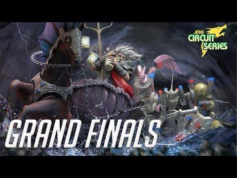 ARGCS Atlanta 2017 Grand Finals Daniel Cunningham vs Justin Singh