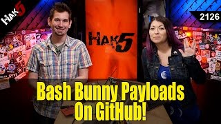How to Write Bash Bunny Payloads & Contribute on GitHub - Hak5 2126
