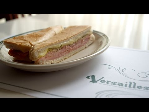Florida Flavors: Cafe Versailles Cuban Sandwich