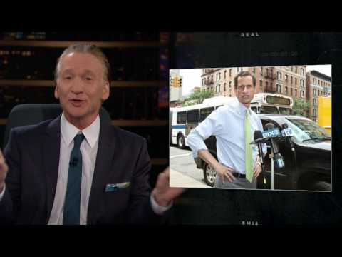 New Rule: Liberal Bad Boys| Real Time with Bill Maher (HBO)